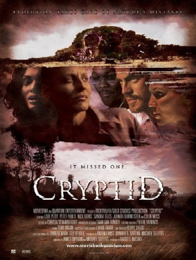 Cryptid Movie Poster