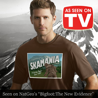 BIgfoot_Skamania_Postcard_Tshirt_design