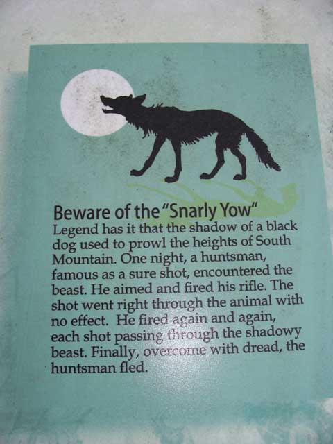 Snarly Yow