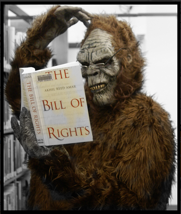 Bigfoot Bill of Rights