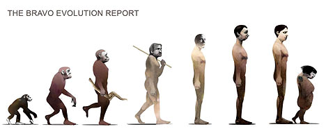 Future Humans Evolution