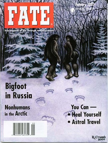 FATE Magazine Bigfoot