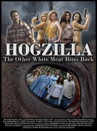Hogzilla Movie Poster