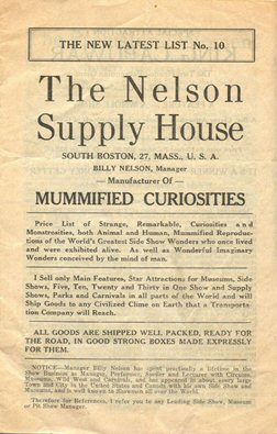 Nelson Supply House