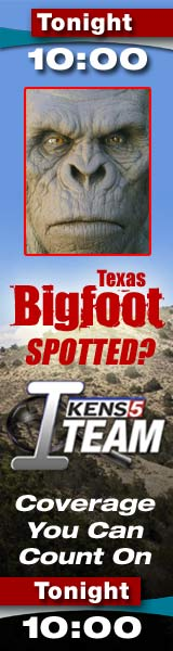 Bigfoot in Texas
