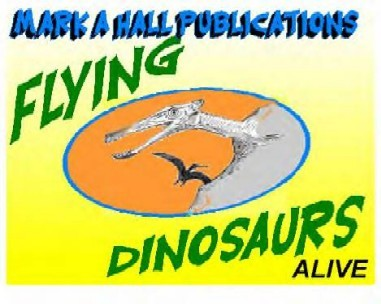 Mark Hall Flying Dinosaurs