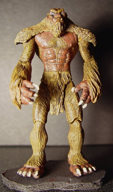 Mezco Bigfoot
