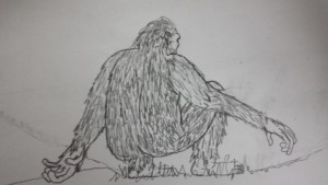 Sasquatch Encounter in Quebec, Canada