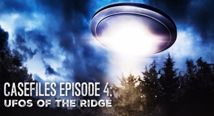 Small Town Monsters: Casefiles – UFO's of the Chestnut Ridge