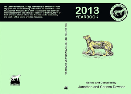 CFZ Yearbook 2013
