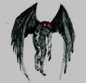 Winged humanoids have long been a perplexing phenomenon throughout the