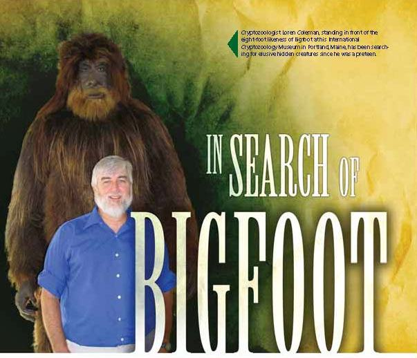 In Search of Bigfoot