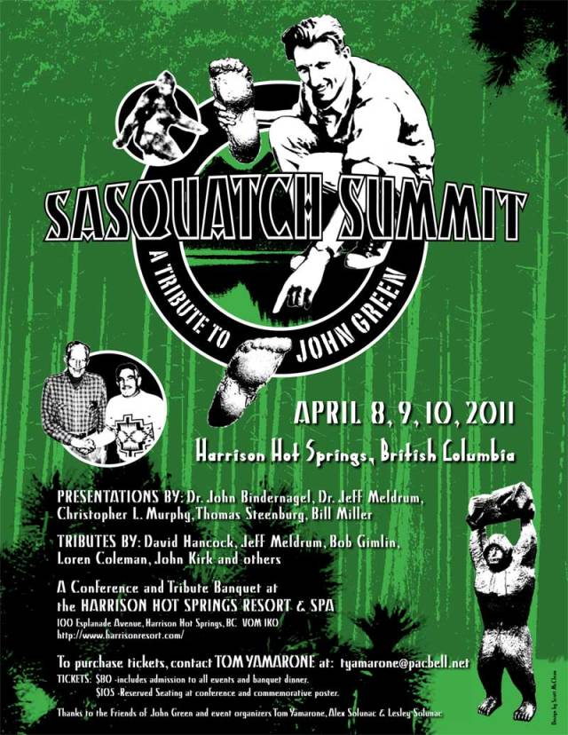 The Sasquatch Summit