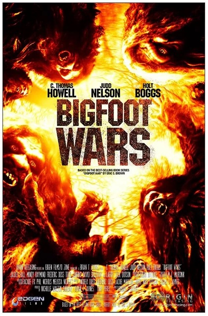 Movie Online:Bigfoot Wars 2014