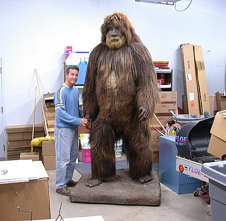 Crookston Bigfoot