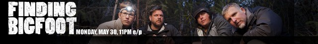 Animal Planet Finding Bigfoot