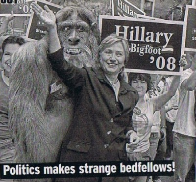 clinton bigfoot