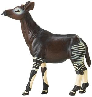 safari okapi