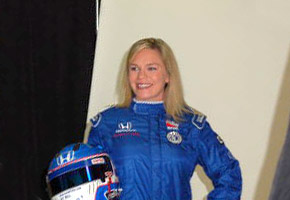 Sarah Fisher Indy 500