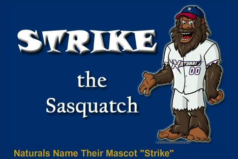 Strike the Sasquatch