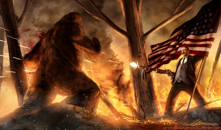 teddy_roosevelt_vs__bigfoot