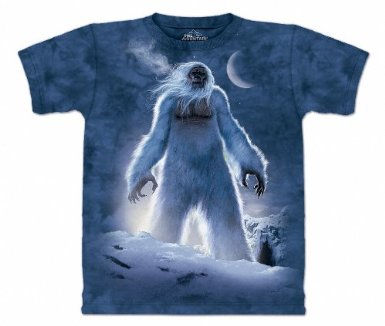 Three Wolf Moon Yeti