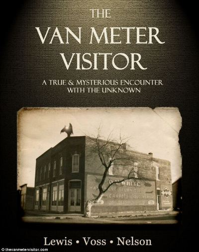 A new book explores the unsolved mystery of the strange creature that attacked the Iowa town of Van Meter more than 100 years ago